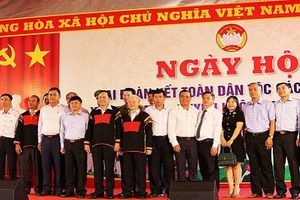 Tổng Bí thư, Chủ tịch nước dự Ngày hội Đại đoàn kết toàn dân tộc cùng đồng bào Đắk Lắk