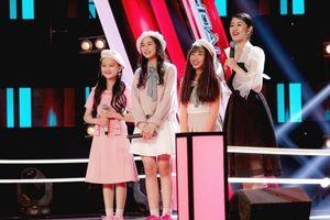 Học trò nhí đội Lưu Hương Giang gây bất ngờ khi hát tiếng Hàn