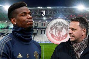 Juventus đề nghị sốc lấy Pogba, MU trói chân 'bệnh binh' Jones