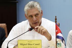 Chủ tịch Cuba: 'Việt Nam là điển hình chúng tôi muốn học hỏi'