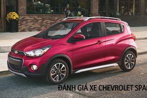 Chevrolet Spark 2019: Giá rẻ, an toàn nhưng khoang nội thất chật chội