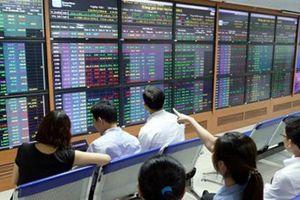 Thặng dư bán đấu giá cổ phần hóa qua sàn tăng mạnh