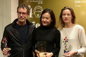 'Đảo của dân ngụ cư' đoạt giải thưởng lớn tại Italia