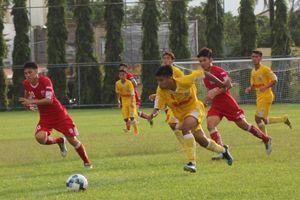Đội hình 2 của U.21 Hà Nội vẫn thắng Bình Dương