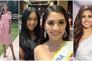 Mới ngày đầu xuất trận tại Miss World 2018, Tiểu Vy đã được khen ngợi là bản sao của 'nữ thần sắc đẹp' Li Băng