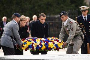 Pháp tổ chức nhiều sự kiện kỷ niệm ngày kết thúc Thế chiến 1
