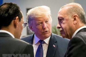 Lãnh đạo Mỹ, Thổ Nhĩ Kỳ bàn cách phản ứng với vụ nhà báo Saudi Arabia