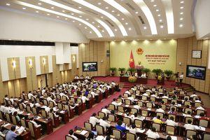 HĐND Hà Nội sẽ lấy phiếu tín nhiệm với 37 lãnh đạo chủ chốt