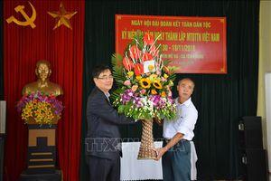 Ngày hội Đại đoàn kết toàn dân tộc tại thôn chỉ còn 1 hộ nghèo ở Nam Định