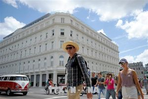 Cuba sẽ đạt kỷ lục khách quốc tế dù du khách Mỹ giảm mạnh