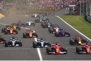 Nghẹt thở chiêm ngưỡng những đường 'bay' F1 trên thế giới