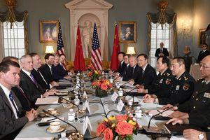 Đối thoại Mỹ - Trung lần 2: Washington khăng khăng Bắc Kinh phải ngừng quân sự hóa Biển Đông