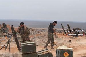 Pháo binh, tên lửa Syria sẽ biến hoang mạc al-Safa thành hỏa diệm sơn
