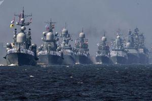 Nga và Nhật Bản kích hoạt tập trận hải quân ở vịnh Aden