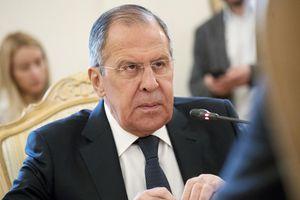 Vụ bê bối gián điệp: Ngoại trưởng Nga điện đàm với giới chức Áo