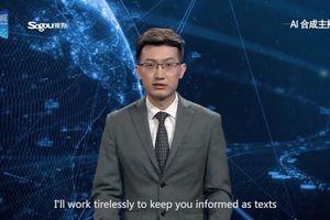 MC truyền hình ảo của Trung Quốc có gì đặc biệt?