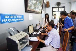 Bộ phận 'một cửa' quận Hà Đông: Người dân đã thực sự hài lòng