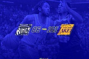 Phòng thủ chắc chắn khiến Kings 'tịt ngòi', đây là cách mà Lakers đã giành lấy chiến thắng