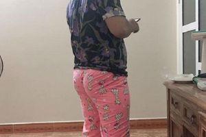 Mặc nguyên chiếc quần hồng họa tiết hoạt hình để mua vui cho vợ bầu khó ở, anh chàng bất ngờ trở thành 'người chồng quốc dân'
