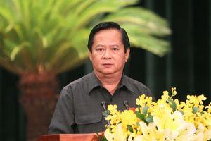 Vài nét về sự nghiệp nguyên Phó chủ tịch UBND TP.HCM Nguyễn Hữu Tín