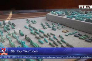 Ai Cập phát hiện thêm nhiều ngôi mộ từ thời cổ đại