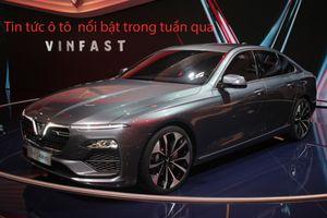 Tin tức ô tô tuần qua: Lộ ảnh xe VinFast giá rẻ, Toyota Wigo 'bứt tốc'