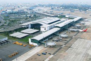 'Ưu tiên xã hội hóa huy động vốn đầu tư mở rộng sân bay Tân Sơn Nhất'
