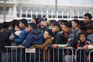 Cơn sốt vé trận Việt Nam - Malaysia chưa hạ nhiệt