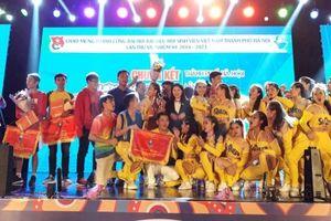 Chung kết 'Liên hoan Dân vũ quốc tế TP Hà Nội' 2018: CLB Cầu Vồng HV Thanh thiếu niên Việt Nam giành giải nhất
