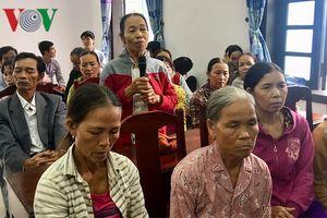 Thừa Thiên Huế: Nổ mìn khai thác đá khiến dân sống khổ sở