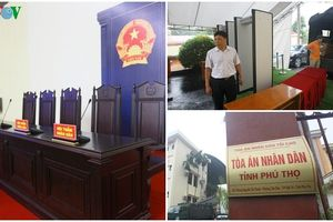 An ninh thắt chặt trước phiên xét xử cựu tướng Công an Phan Văn Vĩnh