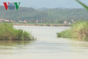 Phú Yên: Lo ngại tình trạng sạt lở trên sông Ba