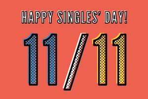 Ngày độc thân 11/11: Nhiều chiêu khuyến mại ăn theo