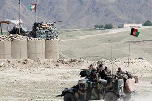 Giao tranh ác liệt tại tỉnh Ghazni, Afghanistan