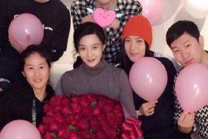 Lộ hình ảnh Phạm Băng Băng đón sinh nhật trong thời gian bị điều tra trốn thuế