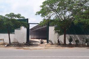 Hải Phòng: Ngang nhiên chiếm đất công làm bãi đỗ xe