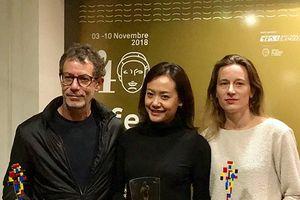 'Đảo của dân ngụ cư' giành Giải thưởng lớn tại Giải thưởng điện ảnh quốc tế Efebo d'Oro (Italia)