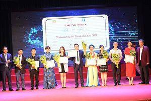 Tân Á Đại Thành là nhà tài trợ Vàng cho Liên hoan tiếng hát doanh nhân 2018