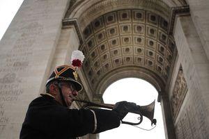 Các nước trên thế giới tưởng niệm 100 năm ngày kết thúc Thế Chiến I