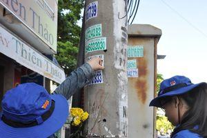 Đà Nẵng: Để quảng cáo rao vặt 'lộng hành', Chủ tịch UBND quận, huyện phải chịu trách nhiệm
