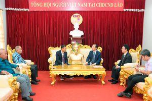 Vận động kiều bào Việt Nam hướng về nguồn cội