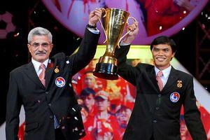 Ông Calisto về Việt Nam kỷ niệm 10 năm vô địch AFF Cup 2008
