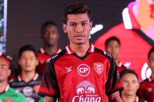 'Ronaldo Myanmar' vẫn dự AFF Cup dù mới gãy tay cách đây một tháng