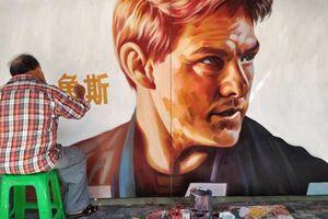 Họa sĩ vẽ poster phim cuối cùng ở Đài Loan