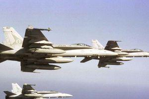Chiến đấu cơ Mỹ rơi ở biển Philippines, 2 phi công được cứu