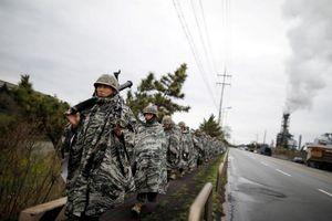 Truyền thông Triều Tiên 'la ó' khi Mỹ, Hàn nối lại tập trận quân sự