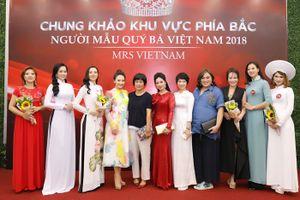 Người đẹp trốn chồng đi thi Mrs Việt Nam