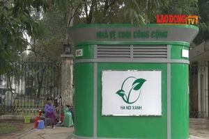 Hà Nội: Hai năm triển khai, dự án 'Đổi quảng cáo lấy 1000 nhà vệ sinh công cộng' bây giờ thế nào?