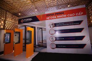 Austdoor ra mắt dòng sản phẩm cửa nhôm cao cấp Topal Prima