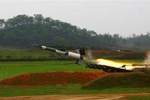 Đài SNR-125-2TM Việt Nam tóm gọn tên lửa hành trình